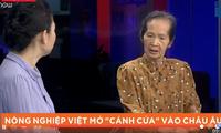 TRỰC TIẾP: Nông nghiệp Việt mở cánh cửa vào EU