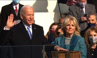 Live: The inauguration of Joe Biden