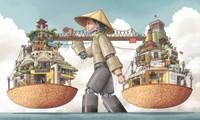Nhiều góc nhìn thú vị qua tranh vẽ dự thi chủ đề về Hà Nội