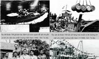 60 năm Đường mòn Hồ Chí Minh trên biển - con đường huyền thoại