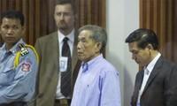 Altos funcionarios de los Jemeres Rojos van al juicio