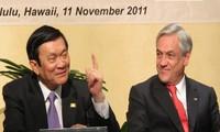 Premier vietnamita ratifica el Acuerdo de Libre Comercio con Chile