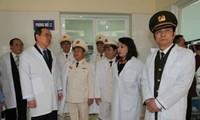 Actividades en saludo al Día de los Médicos vietnamitas