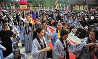 Vietnam facilita estudio y práctica religiosa de los monjes y fieles budistas