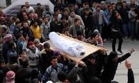 Expertos internacionales valoran situación humanitaria en Siria