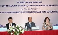 Publican en Vietnam Estrategia nacional contra la droga, crimen y trata humana