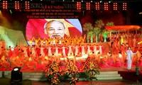 Thai Nguyen celebra 65 años de la llegada de Ho Chi Minh a la zona de seguridad