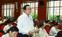 Parlamento vietnamita continúa programa de construcción de leyes