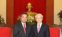Vietnam ratifica relaciones especiales con Laos