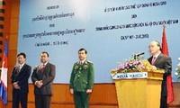 Vietnam y Cambodia celebran 45 años de relaciones diplomáticas