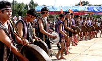 Fluye y perdura patrimonio cultural en los gongs y batintines de Tay Nguyen