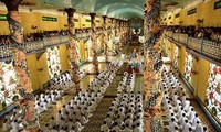 Festejan 73 años del Budismo de Hoa Hao, una de dos sectas autóctonas de Vietnam
