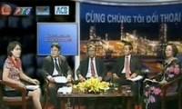 Diálogo on line sobre inversión y desarrollo de la zona económica de Dung Quat