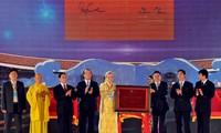 Bac Giang celebra reconocimiento mundial de su única colección de xilografía