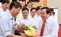 Vietnam celebra Día Nacional del Empresario