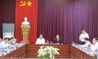 Valoran despliegue del movimiento de seguir ejemplo de Ho Chi Minh en Dien Bien