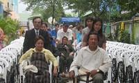 Promueven en  Vietnam actividades prácticas en apoyo a los discapacitados
