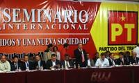 """Vietnam en Seminario Internacional """"Los Partidos políticos y una nueva Sociedad"""""""