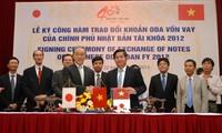 Brinda Japón 2 mil millones de dólares en asistencia oficial a Vietnam