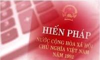 Todo Vietnam legisla su reforma constitucional