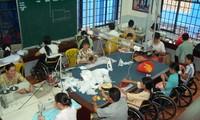 Vietnam favorece la inserción social de los discapacitados