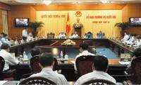 El Comité Permanente del Parlamento analiza la situación socio-económica
