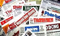 Premios para las obras de prensa más destacadas de 2012