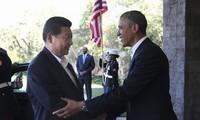 Comienza la primera cumbre bilateral entre Barack Obama y Xi Jinping en California