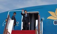 El presidente vietnamita comienza su visita a China