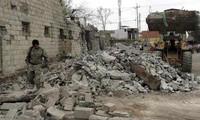 Bombas contra el campamento de protesta dejan 11 muertos en Irak