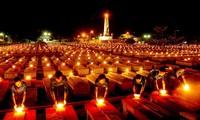 Ciudad Ho Chi Minh rinde tribute a caídos por la Patria
