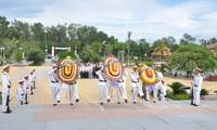 Siguen en Vietnam actividades en homenaje a soldados nacionales