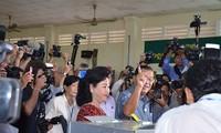Cambodia vive jornada de elecciones parlamentarias