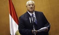 Preocupado estancamiento político en Egipto por el fin de esfuerzos diplomáticos