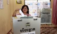 Camboya publica los resultados electorales del Parlamento