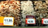 Precios de camarones congelados en Estados Unidos siguen altos