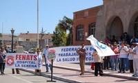 Llaman en Chile a paro de 48 horas empleados del sector sanitario