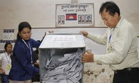 Sigue en proceso de solución querellas electorales en Cambodia