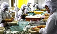 Reconocen lealtad comercial de exportadores de camarón vietnamita