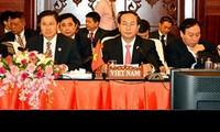 Conferencia ASEAN+3 persiste en la lucha contra crímenes transnacionales