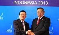 APEC ratifica compromiso de contribuir al sistema de comercio multilateral