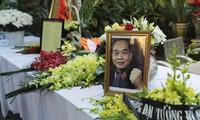 Líderes mundiales rinden tributo al general Vo Nguyen Giap