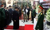 Despide comunidad nacional e internacional al general Vo Nguyen Giap