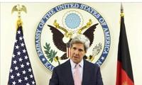 Secretario de Estado de EE.UU. efectúa visita sorpresiva a Afganistán