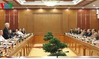 Líder partidista orienta el desarrollo de la provincia de Binh Thuan