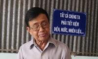 "Nguyen Van Mot – profesor mantiene ""fuego"" en cocina caritativa"