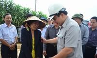 Continúan esfuerzos para ayudar a víctimas de inundaciones en Vietnam