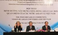Contribuye Vietnam  en construcción de Comunidad de ASEAN