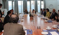 Vietnam fomenta cooperación parlamentaria con Noruega