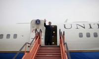 Inicia John Kerry su novena gira por el Oriente Medio